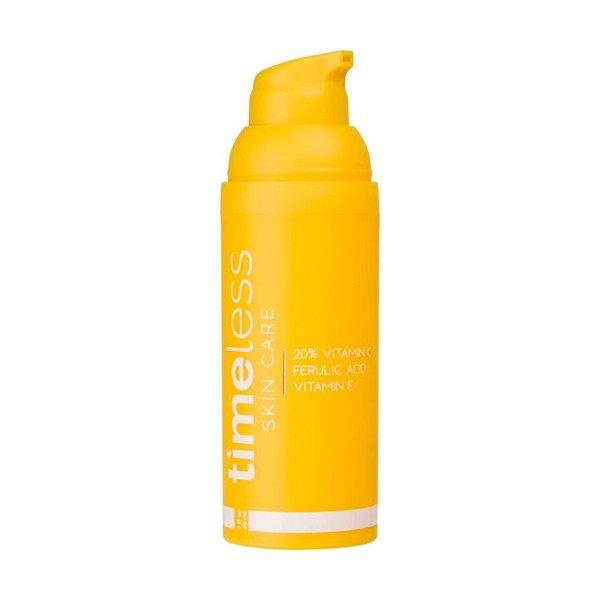 Timeless Vitamin C E Ferulic Acid Serum 30ml Airless pump