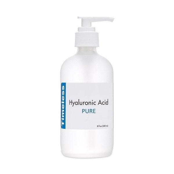 Hyaluronic Acid Serum 100% Pure Refill 8 oz HYALURONIC ACID SERUM 100% PURE REFILL 8 OZ