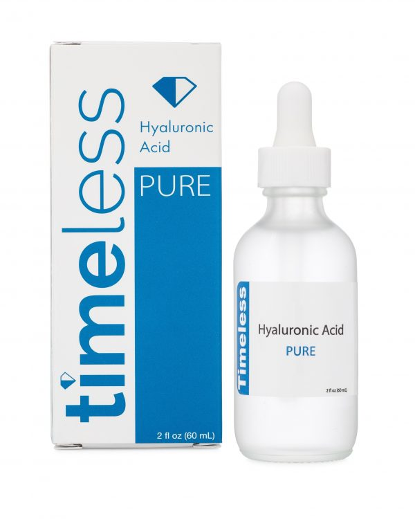 Timeless skincare ha serum pure 60ml